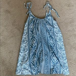 Madewell cute summer dress, only worn once!!